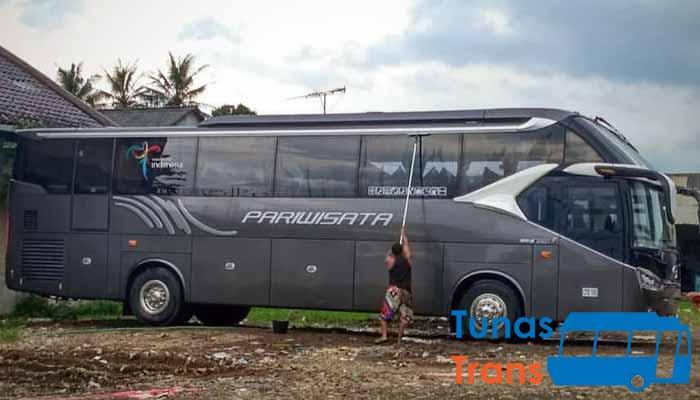 Daftar Harga Sewa Bus Pariwisata di Jakarta