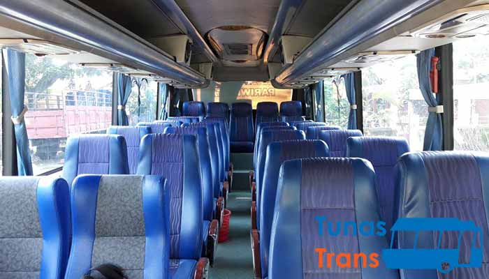 Daftar Harga Sewa Bus Pariwisata di Kediri Murah Terbaru Terbaik