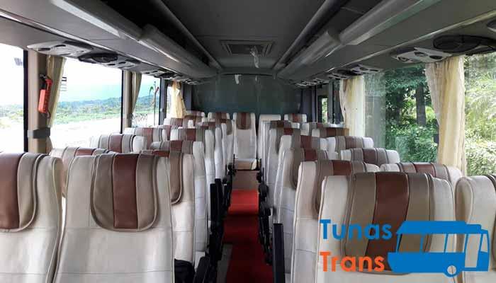 Daftar Harga Sewa Bus Pariwisata di Malang Terbaik Murah Terbaru