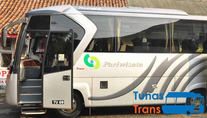 sewa bus pariwisata di Purwakarta terbaru harga murah
