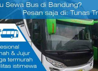 Tunas Trans Travel Agent Sewa Bus Pariwisata di Bandung / Jakarta