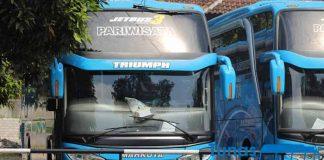 Daftar Harga Sewa Bus Pariwisata PO Mahkota Kediri