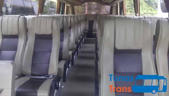 Daftar Harga Sewa Bus Pariwisata di Cikarang Murah Terbaru
