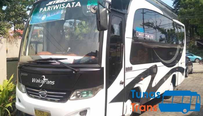 Daftar Harga Sewa Bus Pariwisata di Depok Murah Terbaik