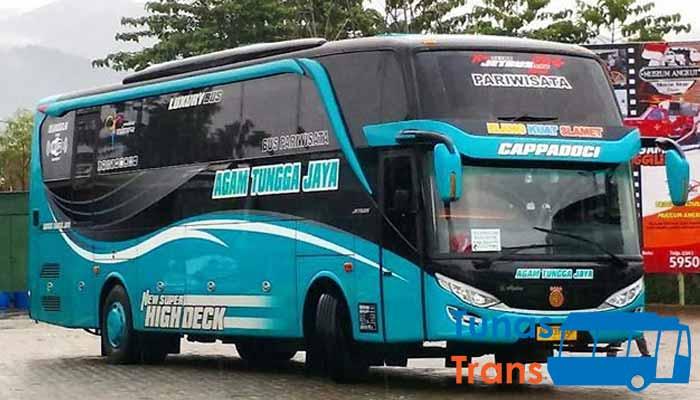 Daftar Harga Sewa Bus Pariwisata di Madiun Murah Terbaik