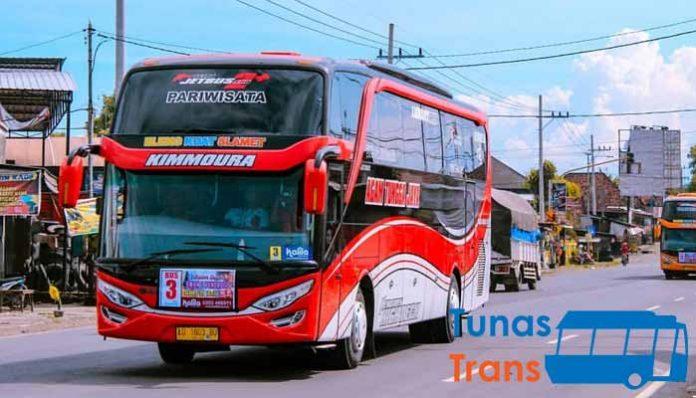 Daftar Harga Sewa Bus Pariwisata di Madiun Murah Terbaru