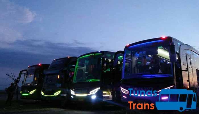Daftar Harga Sewa Bus Pariwisata di Mojokerto Murah Terbaik