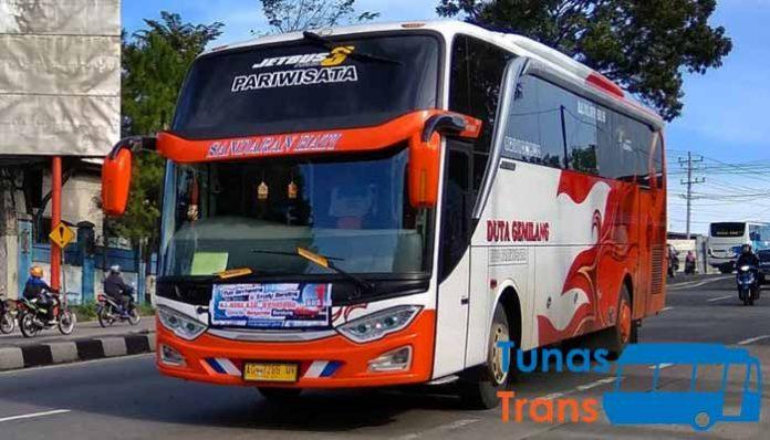 Daftar Harga Sewa Bus Pariwisata di Nganjuk Murah Terbaik