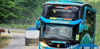 Daftar Harga Sewa Bus Pariwisata di Ngawi Murah Terbaik