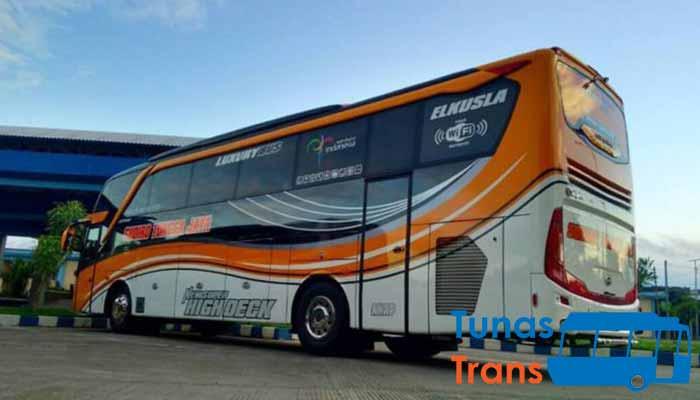 Daftar Harga Sewa Bus Pariwisata di Ngawi Murah Terbaru
