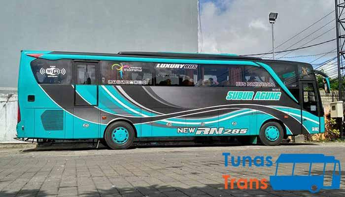 Daftar Harga Sewa Bus Pariwisata di Sidoarjo Murah Terbaik