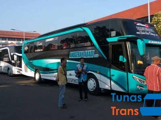 Daftar Harga Sewa Bus Pariwisata di Gresik Murah Terbaru