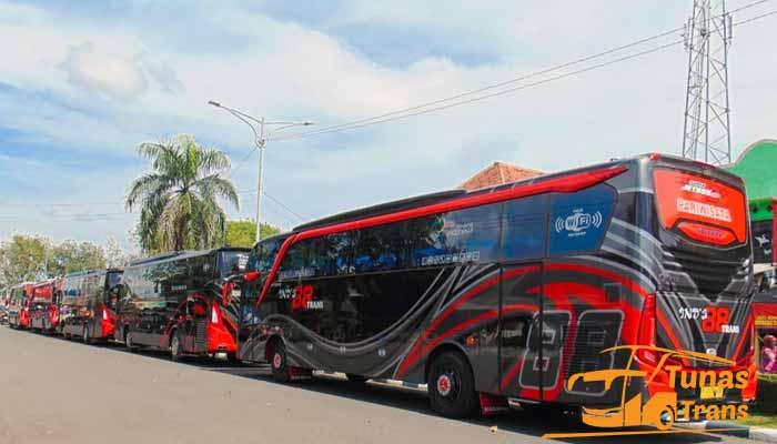 Daftar Harga Sewa Bus Pariwisata di Banyuwangi Murah Terbaik