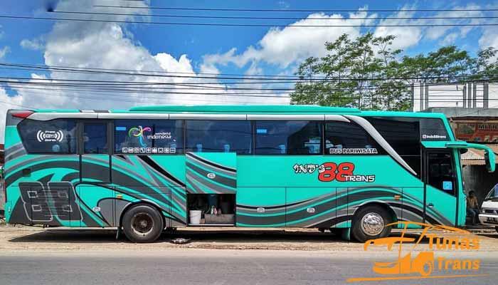 Daftar Harga Sewa Bus Pariwisata di Bondowoso Murah Terbaik