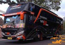 Daftar Harga Sewa Bus Pariwisata di Lumajang Murah Terbaik